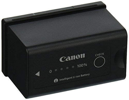 Canon Battery Life (Canon Battery Pack BP-955 for XF305, XF300, XF205, XF200, XF105, XF100 Professional Camcorder)