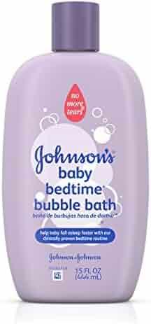 Johnson's Baby Bubble Bath, Mild Cleanser, 15 Fl. Oz.