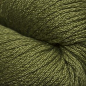 Cascade Avalon Yarn (Worsted Weight Cotton Acrylic Blend) Turtle Green #36