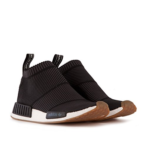 adidas Originals Womens NMD_cs1 PK Sneaker Core Black/Core Black/Gum VBXM0DLFFC