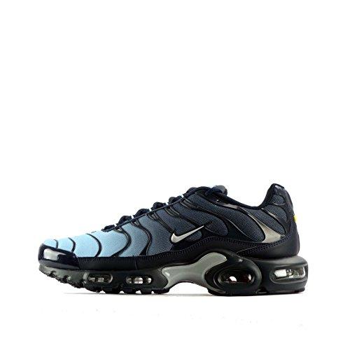 Nike - Zapatillas de Material Sintético para hombre gris gris