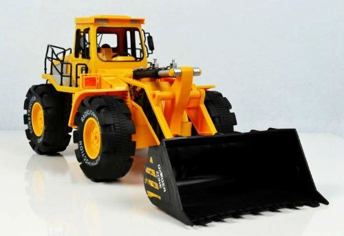 Radio Controlled Front Loader Construction