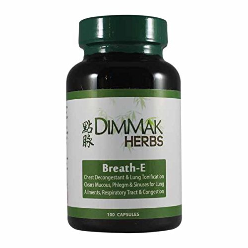 Breath-E-Decongestant and Sinus Infection Formula - Sinus Infections