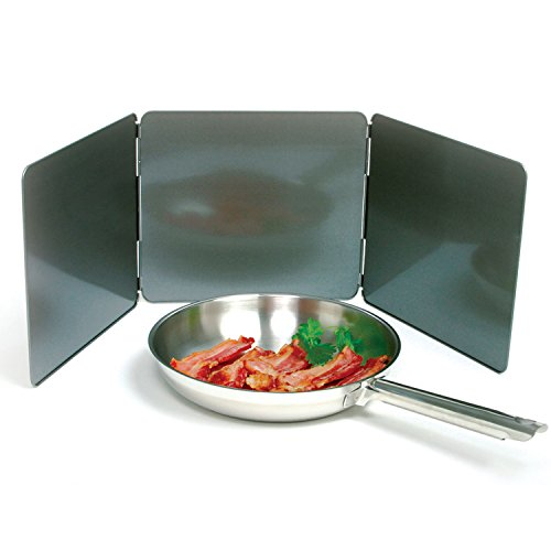Norpro Nonstick 3 Sided Splatter Guard - Lincoln Stove