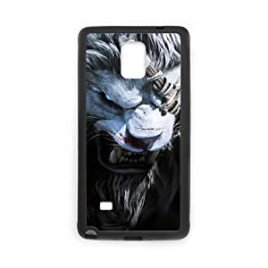 Samsung Galaxy Note 4 Cell Phone Case Black Headhunter Rengar League of Legends Popular Games image KOL5039971