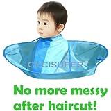 Kids Children Haircut Haircutting Hair Cut Catcher Apron Cape Hairdresser Barber Economize