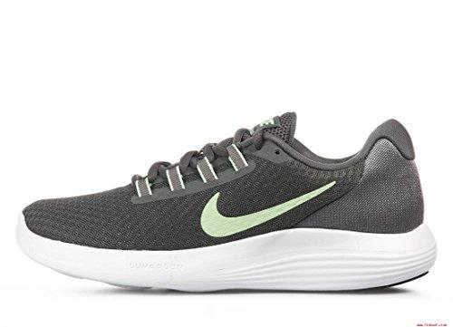 8a2444c437a016 Galleon - Nike Lunar Converge Dark Grey/Fresh Mint/Cool Grey/White Women's  Shoes
