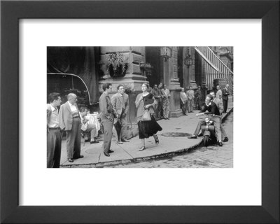 professionally-framed-ruth-orkin-american-girl-in-italy-art-poster-print-
