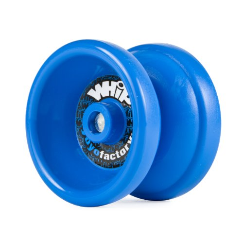 YoYoFactory WHIP YOYO (colors vary) RED,BLACK,WHITE,BLUE,GREEN
