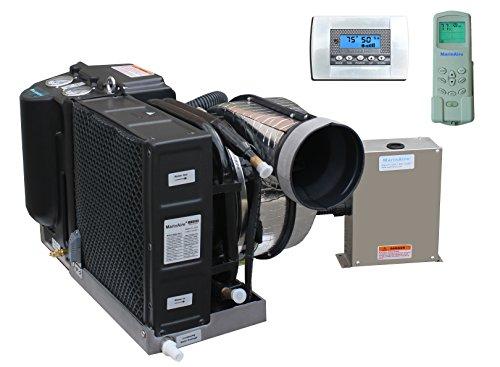 16000 Btu/h Self Contained Marine Air Conditioner and Stress Pump 110-120V/60hz