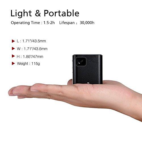 p6 mini video projector orimag dlp home theater projector import it all p6 mini video projector orimag dlp