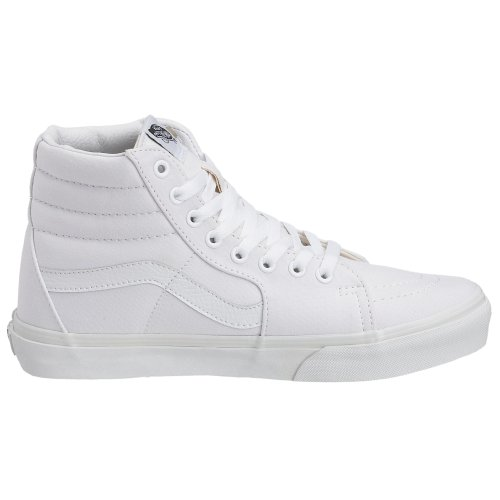 Vans U Sk8 Hi - Baskets Mode Mixte Adulte - Blanc (True White) - 49 EU