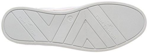 Donna Tailor 4892603 Sneaker Bianco Tom Pq6wFw