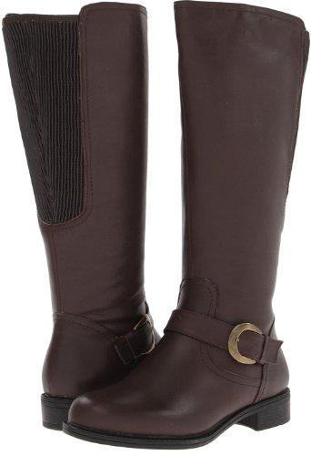 David Tate Women's Branson - Extra Wide Shaft Boot,Brown,...