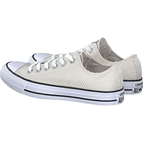 Converse Ctas Ox, Sneakers Femme Natural