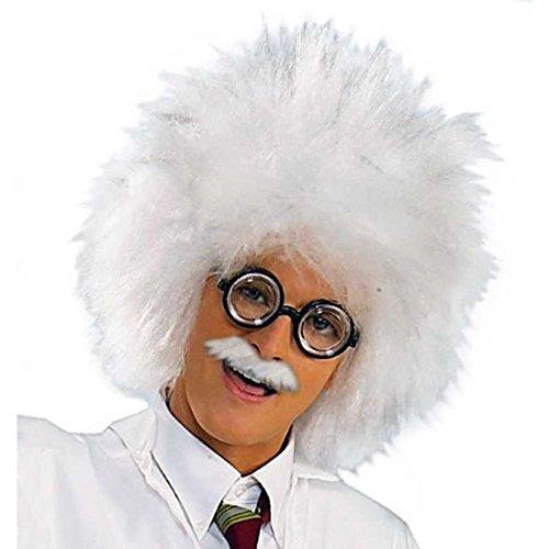 Dr. Mel Practice Wig - Mad Wig Scientist