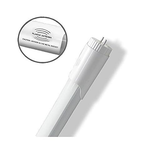 18W T8 LED Tubo con cuerpo de aluminio Tubo Led 1200mm enchufe Conexion 2 lados G13