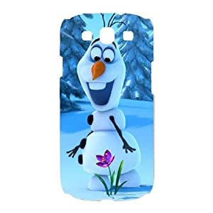 Samsung Galaxy S3 I9300 Phone Case White Frozen VGS6014777