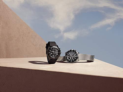 Hugo Boss Orologio Cronografo Quarzo Uomo con Cinturino in Acciaio Inox 4