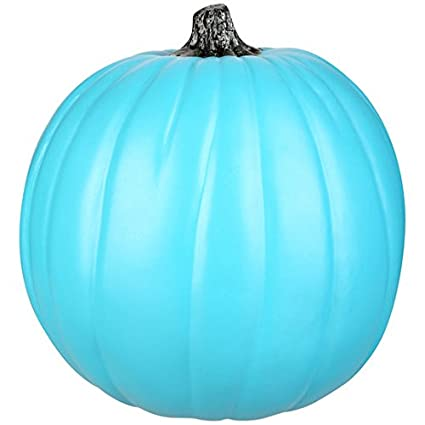 Teal Pumpkin Decoration For Food Allergy Awareness