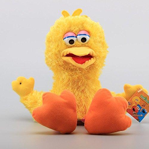 Sesame Street Big Bird Hand Puppet 16 Inch Toddler Stuffed Plush Kids Toys