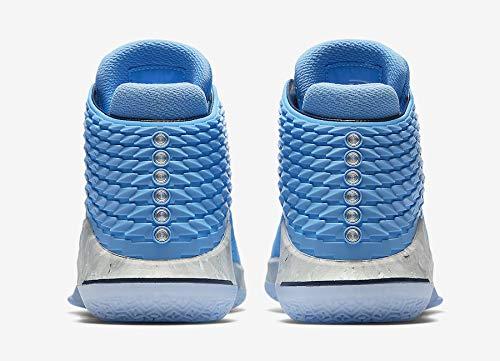 Amazon.com  Nike Air Jordan XXXII North Carolina Tar Heel University Blue  Basketball 01c4b207a