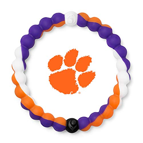College Bracelets - Lokai Game Day Collegiate Bracelet, Clemson University, Medium