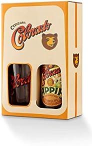 Kit Cerveja Colorado - 1 Garrafa Colorado Appia 600ml + 1 Copo Caldereta 350ml