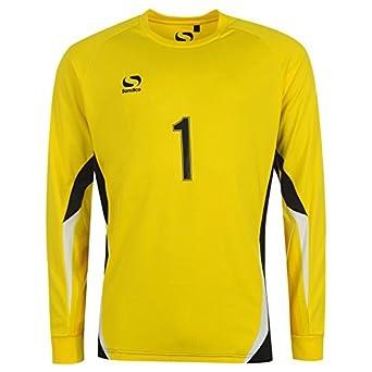 db708d64ceb Sondico Boys Core Goalkeeper Shirt: Amazon.co.uk: Clothing