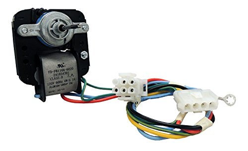 EXP241854301 Refrigerator Evaporator Fan Motor Replaces 241854301, AP4343697, PS2331827, 241537301 by Xpartco