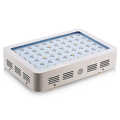 41OUCGfyPoL - King Plus 600w/800w/1000w Double Chips Led Grow Light Full Specturm for Greenhouse and Indoor Plant Flowering Growing (10w Leds)
