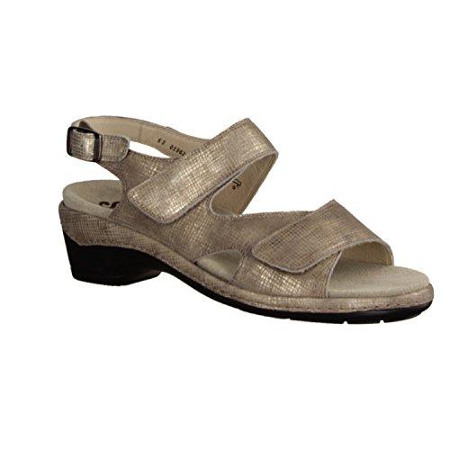 Semler Heidi H257-5-027 - Zapatos mujer Sandalia cómodo / relleno suelto, Varios colores, altura de tacón: 35 mm