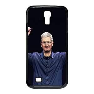 Samsung Galaxy S4 9500 Cell Phone Case Black hc93 apple ceo tim cook proud SLI_579241