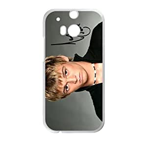 Happy aaron carter Phone Case for HTC One M8