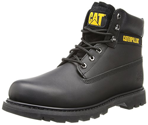 Caterpillar Colorado Flowers Men US 13 Black Work Boot UK 12 EU 46