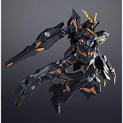 TAMASHII NATIONS Rx-0 Unicorn Gundam Unit 02 Banshee Mobile Suit Gundam UC, Multi: Toys & Games