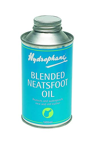 Blended Neatsfoot Oil, Hydrophane, Horse Leather Care, 500ml