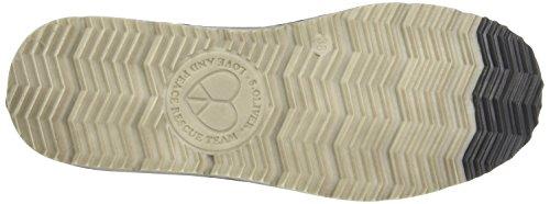 s.Oliver 26480, Botas Efecto Arrugado para Mujer Gris (Graphite Comb. 216)
