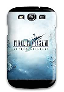 Excellent Design Final Fantasy Phone Case For Galaxy S3 Premium Tpu Case