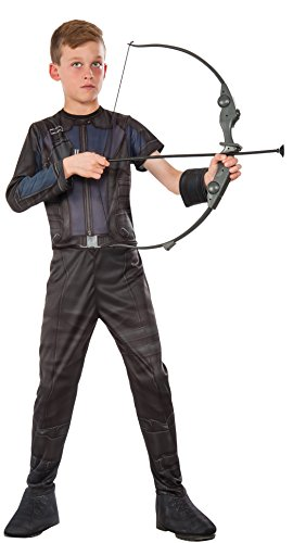[Rubie's Captain America: Civil War Hawkeye Bow and Arrow Kid's Costume Accessory] (Costumes Bow And Arrow)