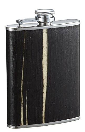 Visol Finish Liquor Flask 7 Ounce product image