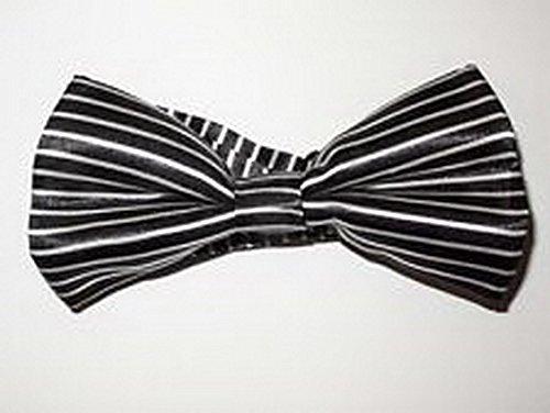 Scott (Black And White Striped Costume Ideas)