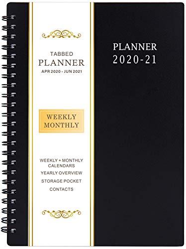 2020-2021 Planner Academic Weekly