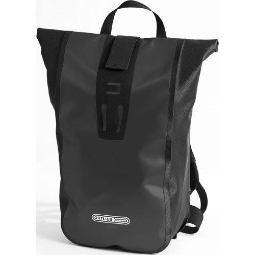 Ortlieb Velocity Messenger Bag Black: waterproof bike backpack