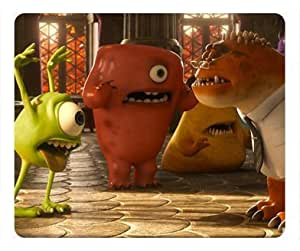 3D Anime Monster University Joking Rectangle mouse pad by atmyshop Your Best Choice