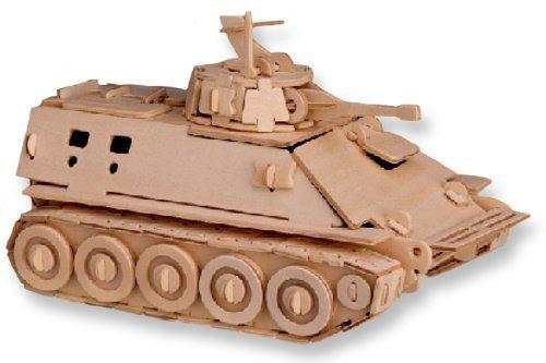 大特価!! 3 - Infantry D木製パズル – Infantry Chariotモデル – Affordableギフトfor – your # Little One。Item # dchi-wpz-p053 B004QDTL5W, DJ機材専門店PowerDJ's:e7761316 --- quiltersinfo.yarnslave.com