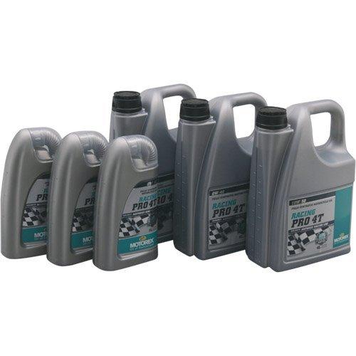 MOTOREX(モトレックス) 4サイクルオイル RACING PRO 15W50 4L76398 B0085UPI1I