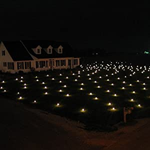 Lawn Lights Illuminated Outdoor Christmas Decoration