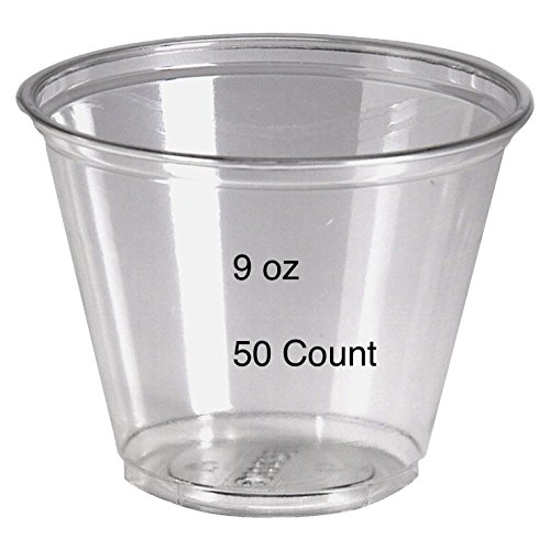 Plastic Clear Cold Cups