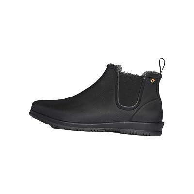 BOGS Women's Sweetpea Chelsea Waterproof Insulated Winter Snow Boot: Shoes